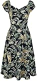 Collectif Clothing Dolores Jungle Doll Dress Mittellanges...