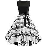 Kleider Damen Neckholder Rockabilly 50er Retro Petticoat...