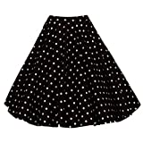 GWELL Damen Elegant 50er Jahre Retro Vintage Swing Röcke...