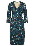 King Louie Damen Wickelkleid Cross Dress Manzai (Autumn...