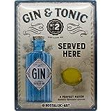 Nostalgic-Art Open Bar – Gin & Tonic Served Here –...