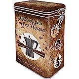 Nostalgic-Art Retro Kaffeedose Coffee House –...