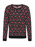 Pussy Deluxe Mixed Dotties Knit Pullover schwarz Allover,...
