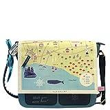 Disaster Designer Handtasche Memento Beach (Satchel),...