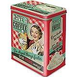Nostalgic Art Retro L Vorratsdose, Große Kaffee-Dose aus...