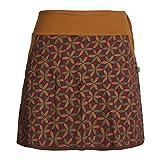 Vishes - Alternative Bekleidung - Damen Baumwoll-Rock, 70er...