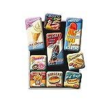 Nostalgic Art Retro Kühlschrank Magnet-Set 9-teilig,...
