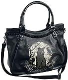 Banned Alternative Hecate In Full Moon Frauen Handtasche...