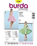Burda Schnittmuster 7556 Kleid Gr. 32-44
