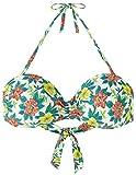 King Louie Damen Bademode Fenna Lambada Hibiskus Bikini Top...