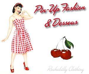 Kleider bei Rockabilly Clothing