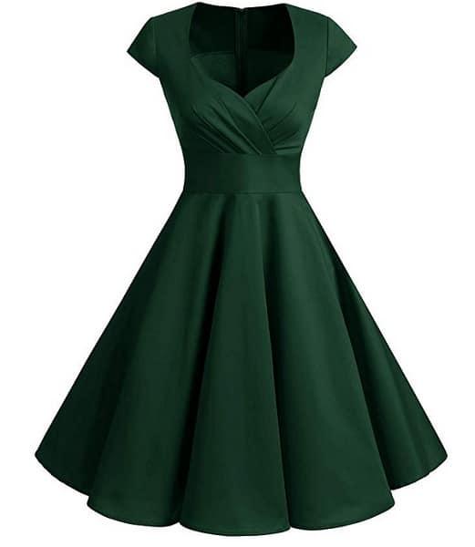 A-Linien-Kleid Abendkleid Cocktailkleid A-Linie