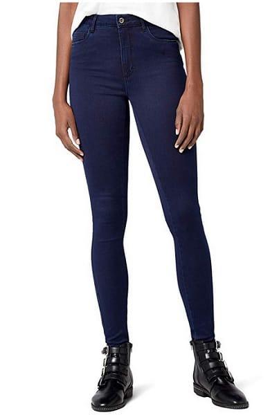 Only High Waist Hose Jeans Damen