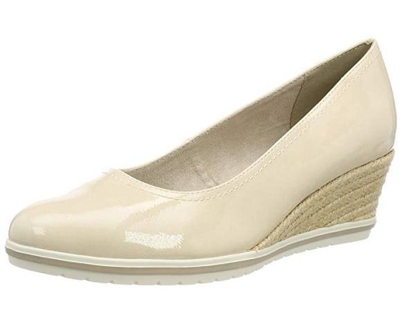 Tamaris Wedges Schuhe mit Keilabsatz Pumps Damen