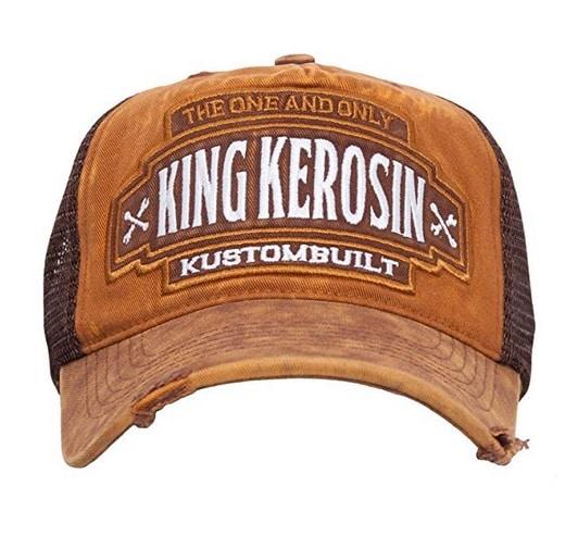 King Kerosin Cap Trucker
