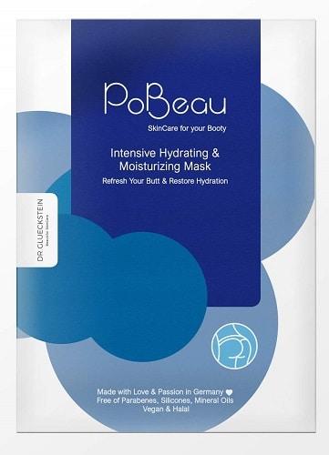 PoBeau Po Maske blau Anti Aging MossCellTec