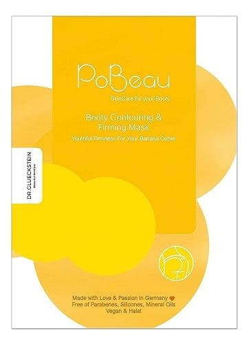 Pobeau Po Maske gelb Lifting Effekt Actigym